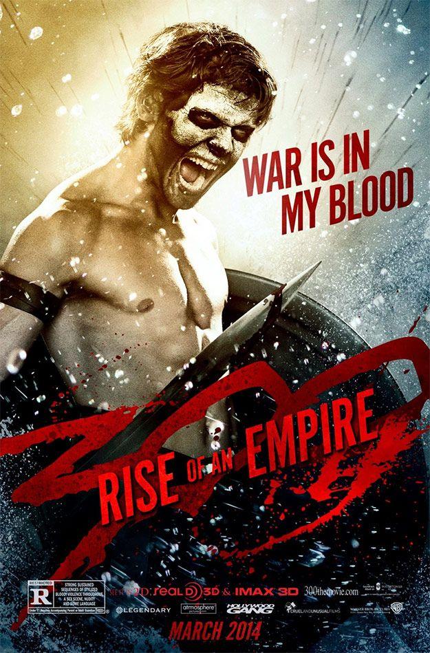 300 El Origen De Un Imperio Empire Cine De Terror Cine