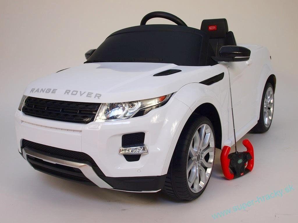 3fafd53e788 Range Rover Evoque - White