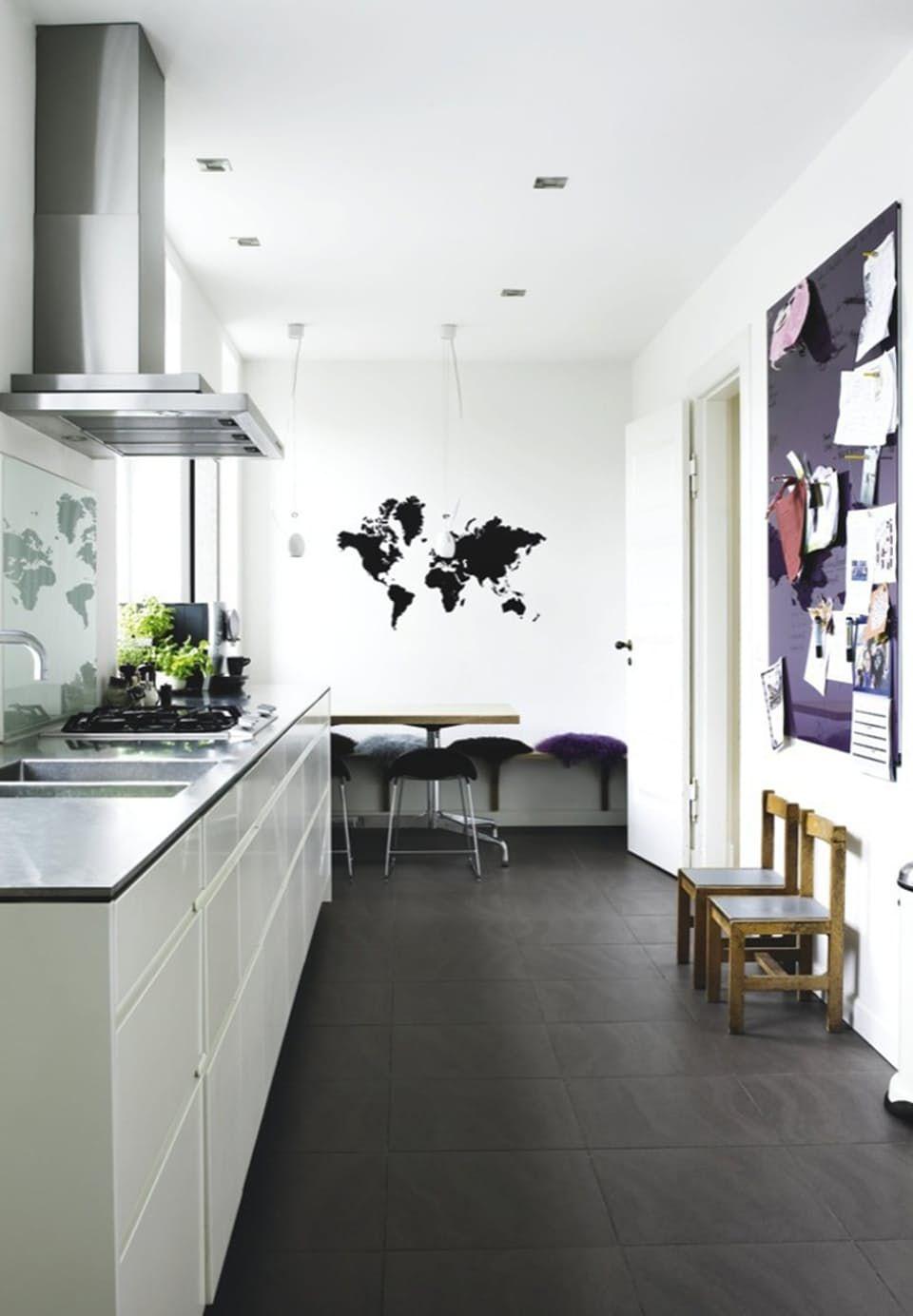 7 smarte indretningstips til det hvide køkken