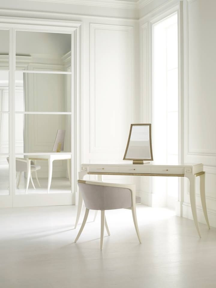 Thomas Pheasant Collection By Baker Furniture. Divine Dressing Table.