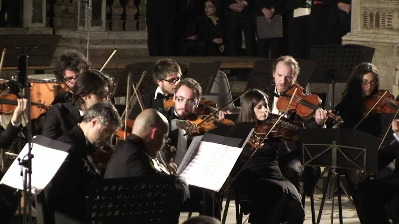 PALLADIO (Karl Jenkins) - Jacopo Sipari di Pescasseroli