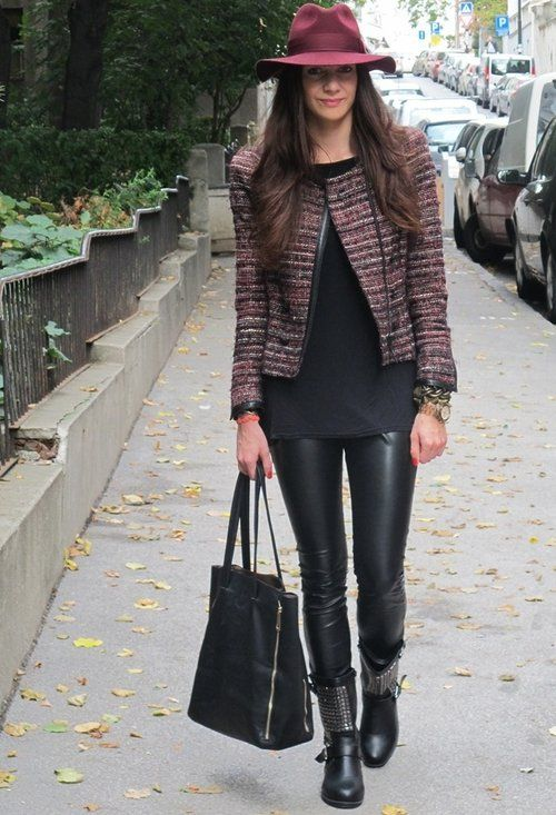 H  Hats, Zara  Blazers and Pull   & Bear  Pants
