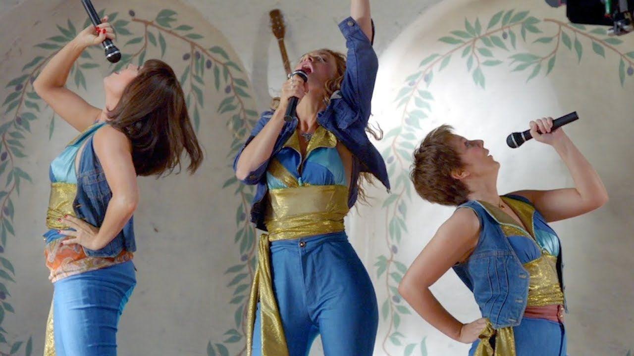 Mamma Mia 2 Here We Go Again Behind The Scenes Featurette