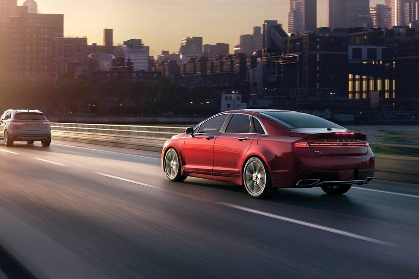 Experience the new 2019 Lincoln MKZ today at a Lincoln