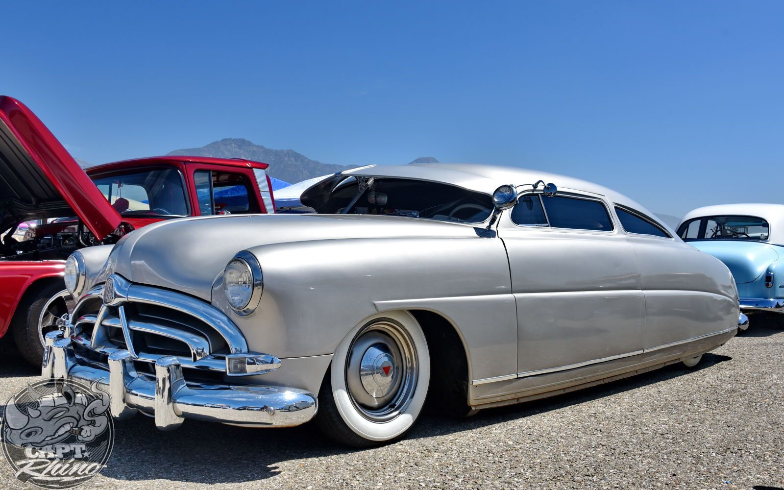 1951 hudson hornet chopped customs pinterest cars. Black Bedroom Furniture Sets. Home Design Ideas