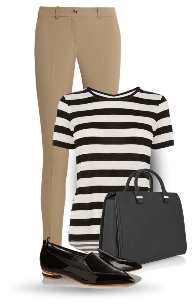 """""""Comfortable Outfit!"""" by bliznec ❤ liked on Polyvore featuring Michael Kors, Karen Millen, Victoria Beckham and Nicholas Kirkwood"""