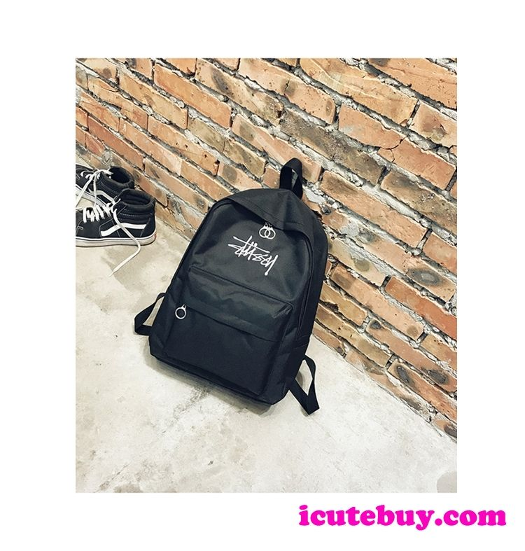 610975c91f264 Stussy リュック ステューシー ュックサック バックパック 黒 5599円 icutebuy.com通販 送料無料