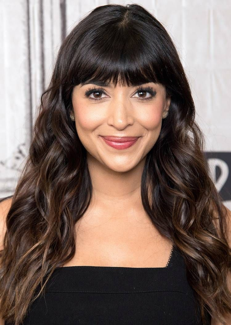 The Best Bangs for Every Face Shape, According to a Celebrity ...