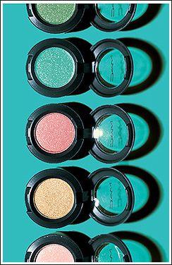 MAC Cosmetics Aquadisiac Collection for Summer 2003
