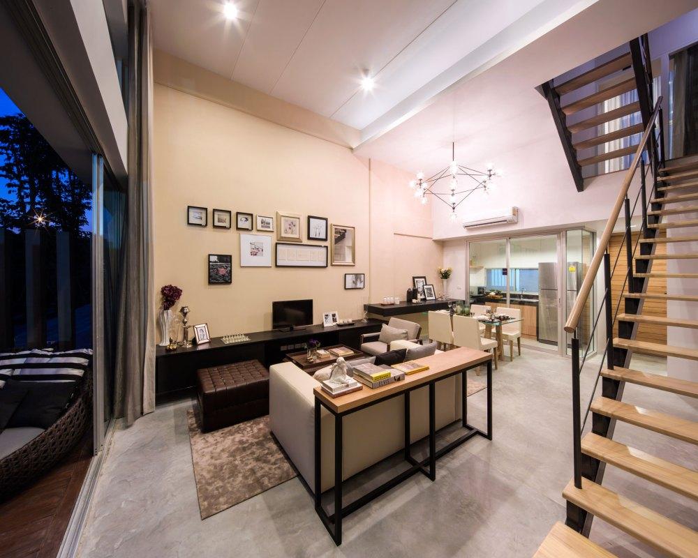 Diseño de Interiores & Arquitectura: Moderna Casa de Planta Abierta ...