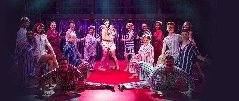The Pajama Game | London | SeatPlan