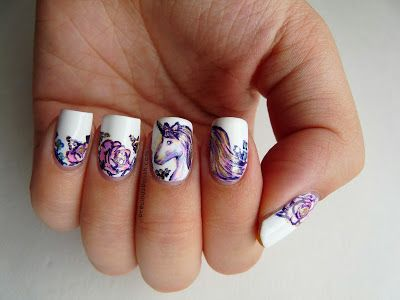 precious polish: Pastel Unicorn