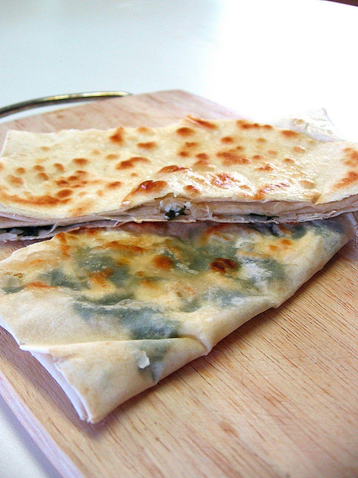 Turkish cakes Gozleme: recipe 39
