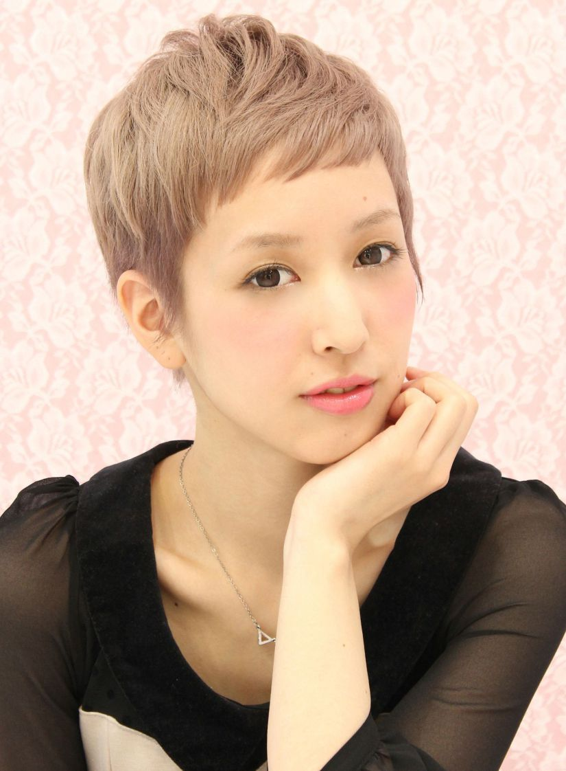 gorgeous super short hairstyles for women super short