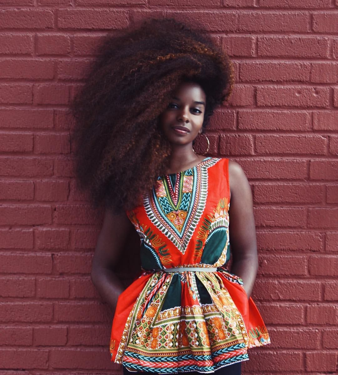 See this Instagram photo by sunitav_  long Afro hair Long natural hair Long frizzy hair