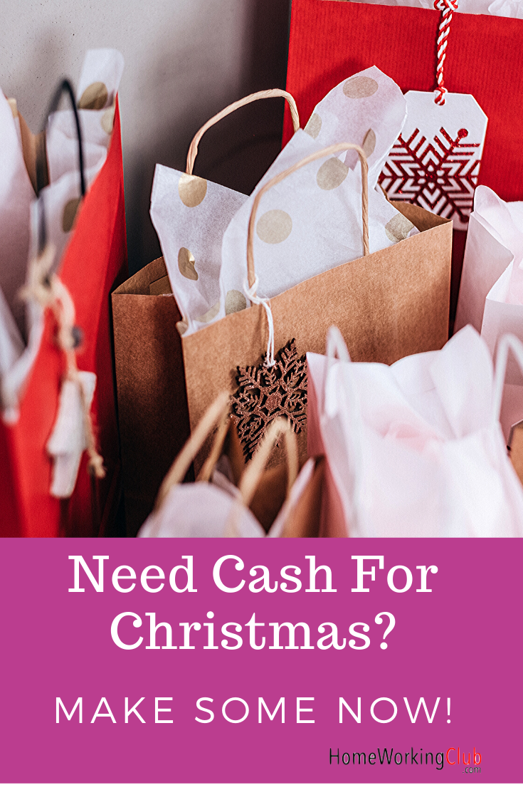 No Money for Christmas? How to Make Some Now! (With images ...