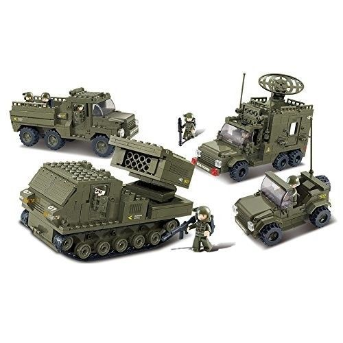Figure 8 Cars For Sale: Lego Swat Team Military Toy For Kid Set Boy Men Army