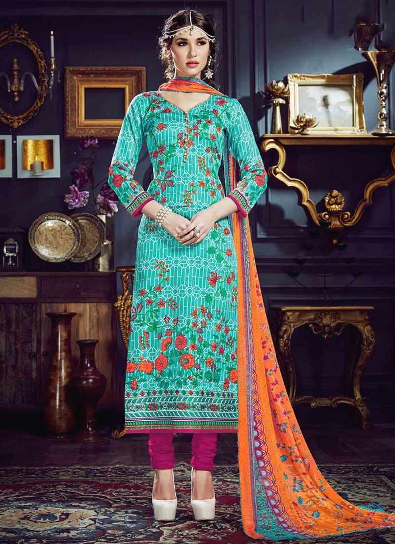Online Shopping for Anarkali Salwar Kameez | Dailywear Salwar Suits in  India UK Canada