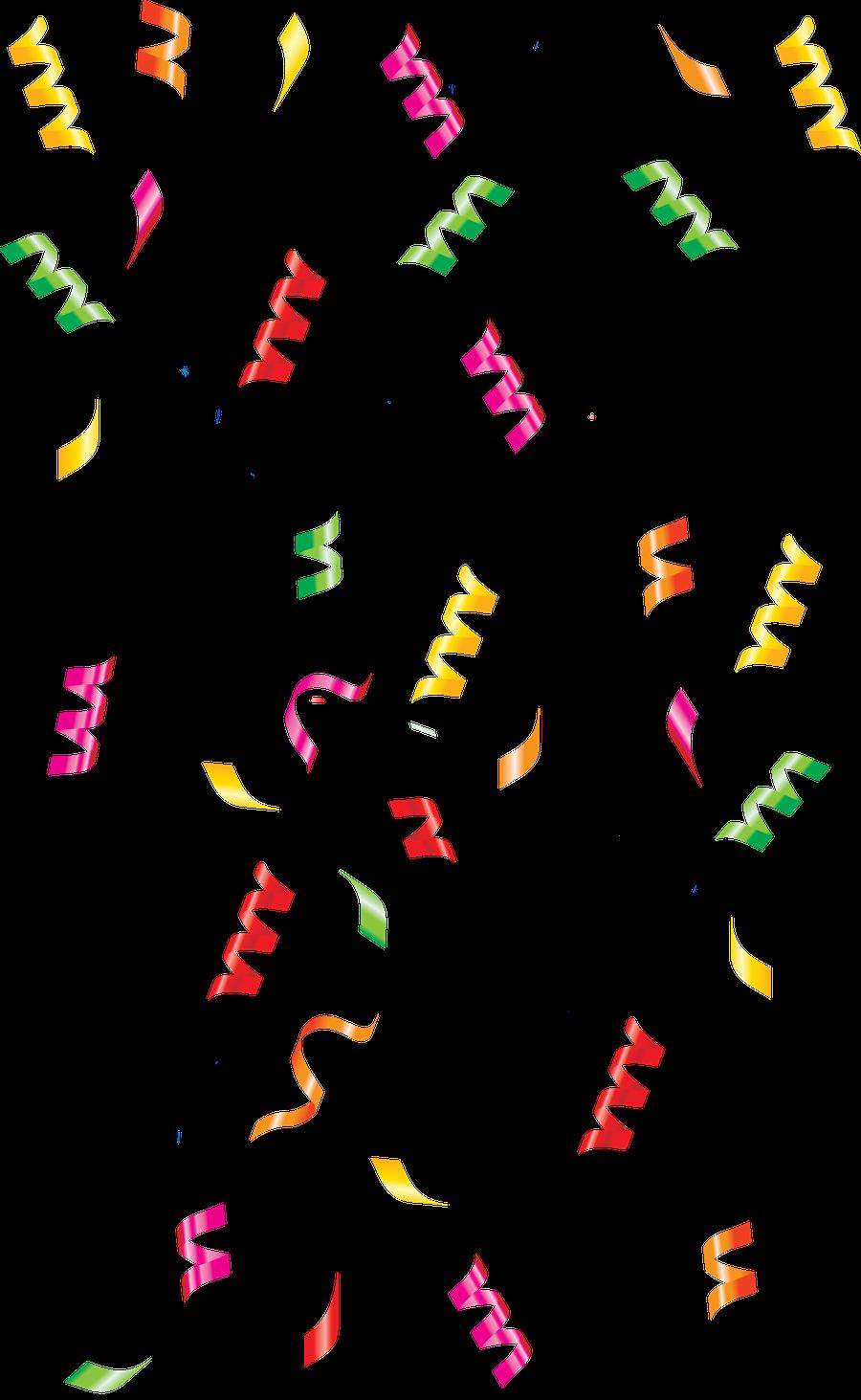 medium resolution of confetti paper confetti celebration clip art birthday images happy name day
