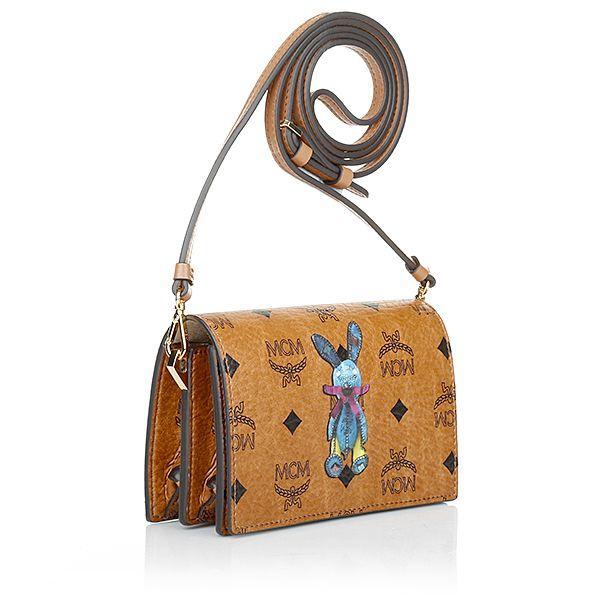 Mcm rabbit crossbody bag | Mcm tasche, Taschen, Handtaschen