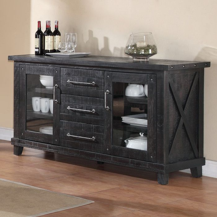 Shop Wayfair For Sideboards Buffets To Match Every Style And Budget Enjoy Free Shipping On Most Stuff Even Big S Modus Furniture Furniture Wooden Sideboard