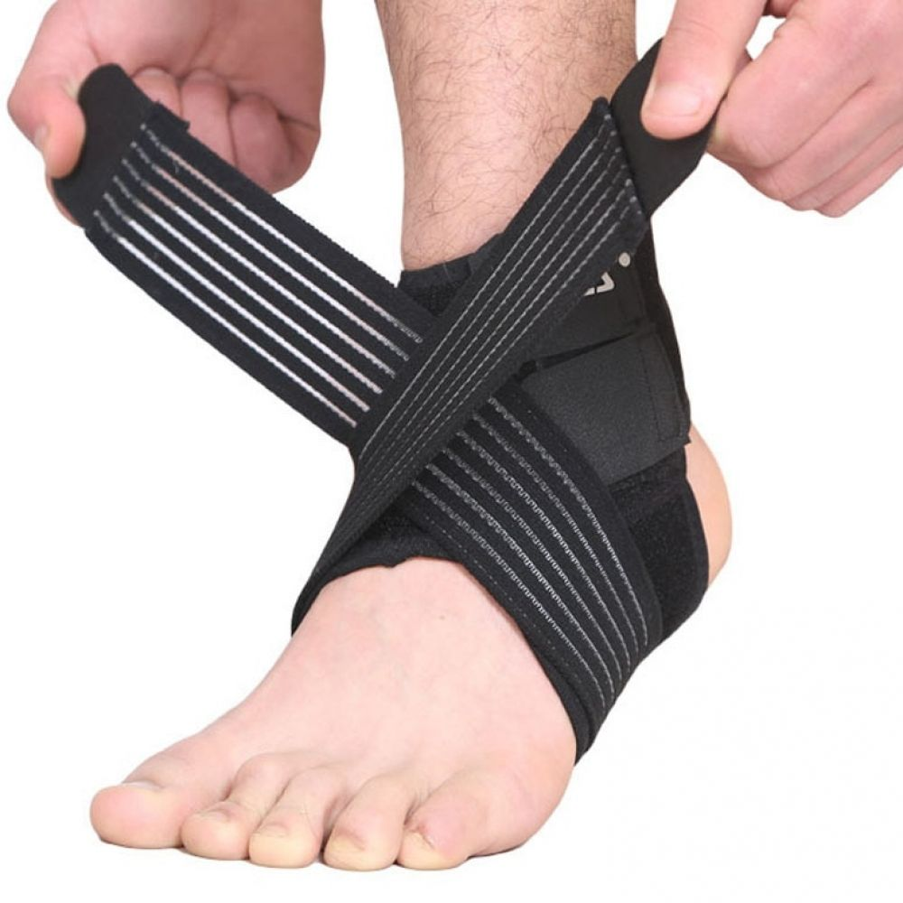 Elastic Ankle Support Brace Sherry Mart Ankle Support Heel Protector Braces Price