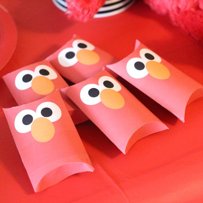 Throw an Elmo birthday party on a budget Elmo Elmo birthday