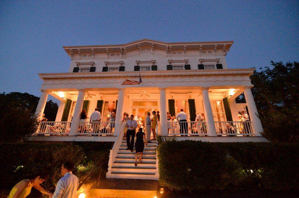 Dream Wedding City Club at de Rosset, Wilmington, NC