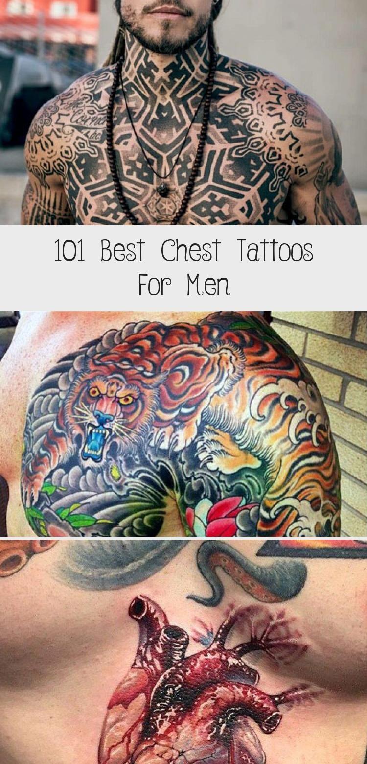 Photo of 101 meilleurs tatouages de poitrine pour hommes – Tatouages