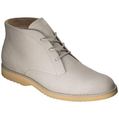 Men's Merona® Elwin Canvas Boot - Khaki