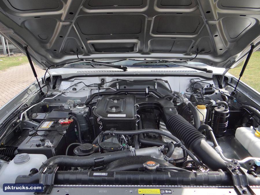 Motor Nissan Patrol Td42  4