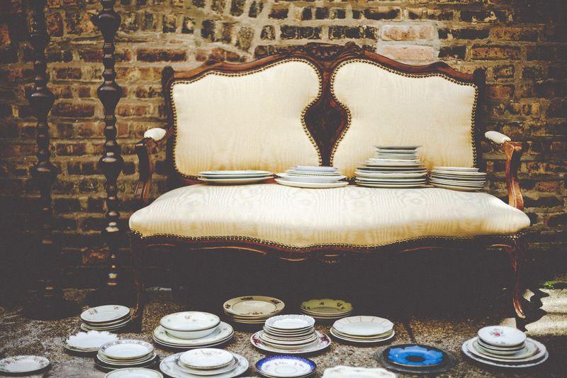 Furniture Rent Vintage Chicago Wedding Furniture Rental Wedding Decor Style Wedding Furniture