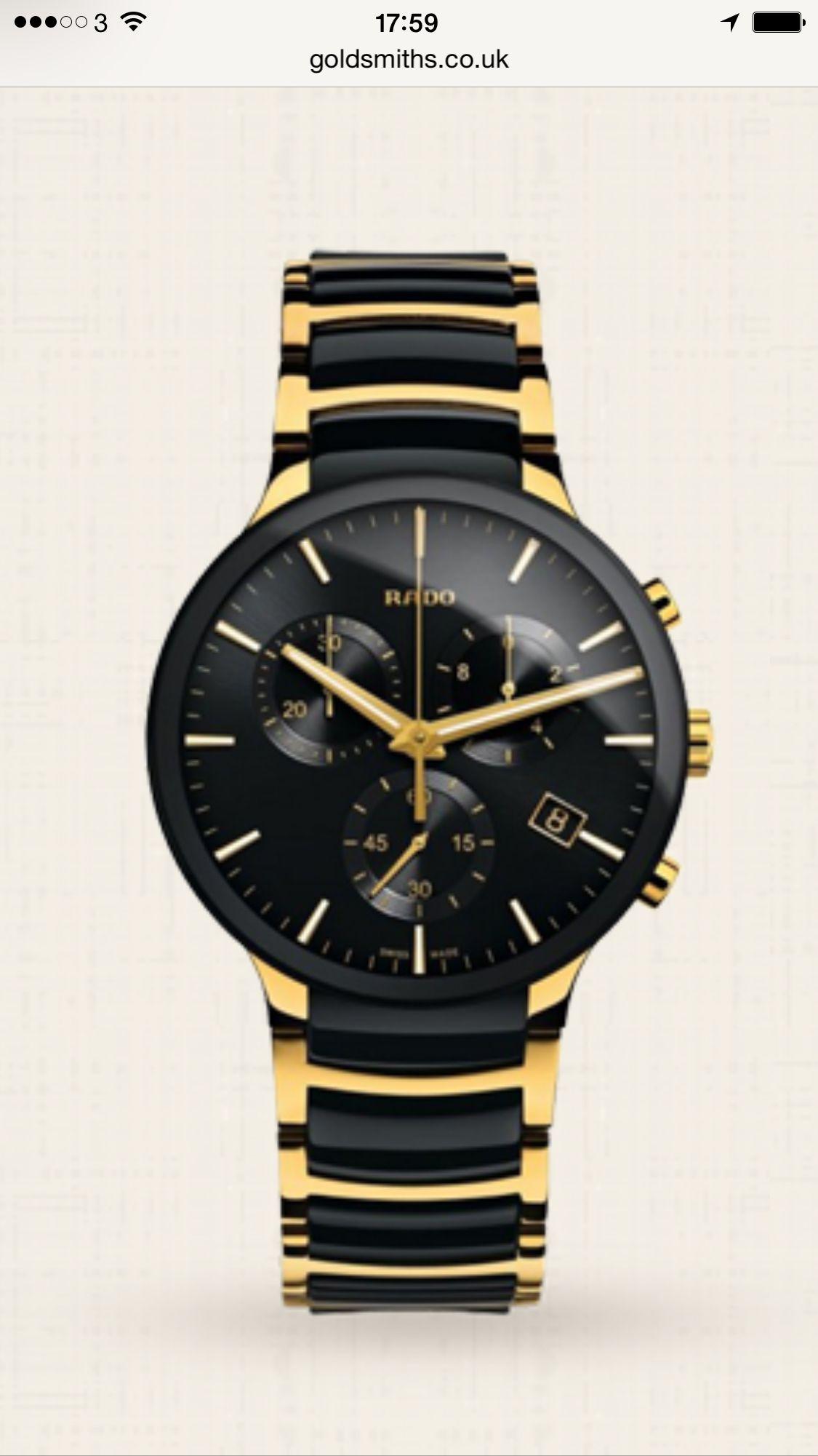 5f22ba3b3 Rado Luxury Watches, Rolex Watches, Watches For Men, Chronograph, Stainless  Steel Watch