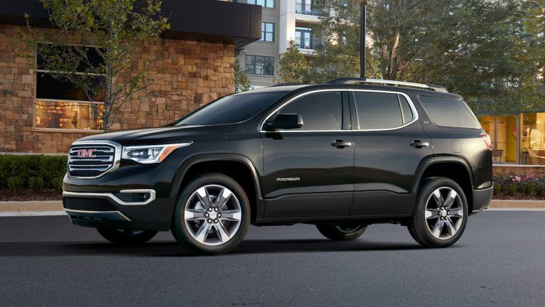 The 2019 Gmc Acadia Is Stylish Sporty And Powerful But Some Of The Best Safety Features Available For Midsize Suv Segment R Mid Size Suv Suv Top Midsize Suv