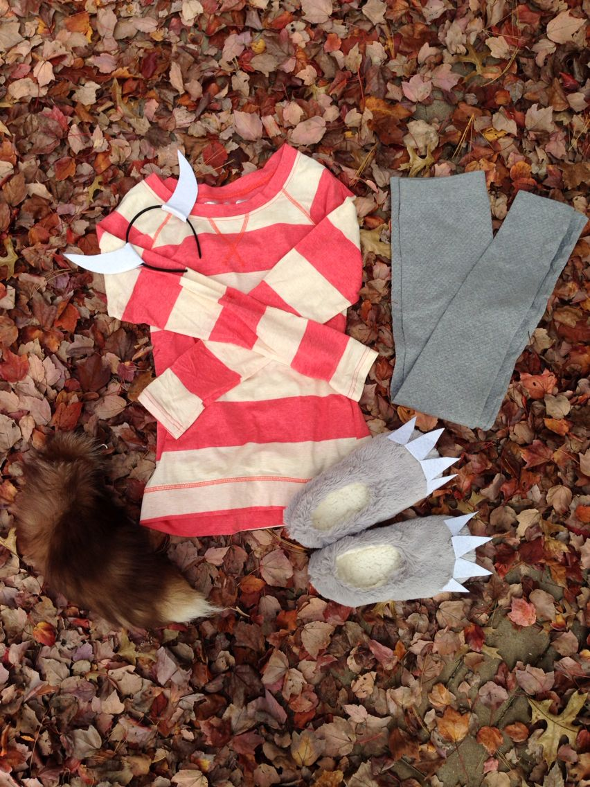 where the wild things are diy mom and baby costume | Wild ...