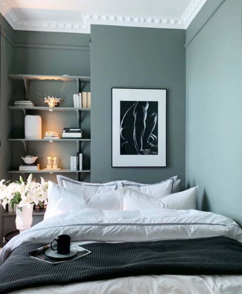 The Top 147 Bedroom Paint Colors Interior Home And Design Small Bedroom Layout Small Bedroom Colours Relaxing Bedroom Colors Luxury room paint design