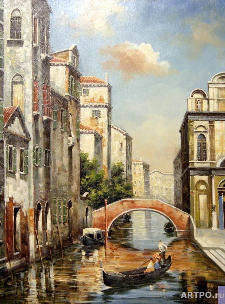 Ульяновск в картинах художников изолированные