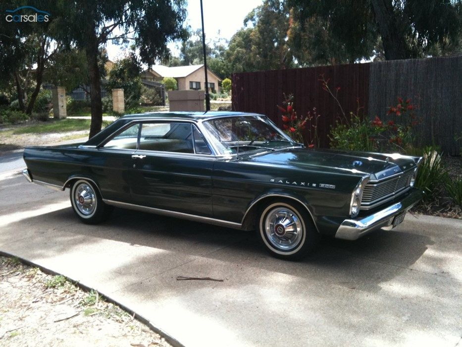 1965 Ford Galaxie 500 Xl Cruise O Matic With Images Ford