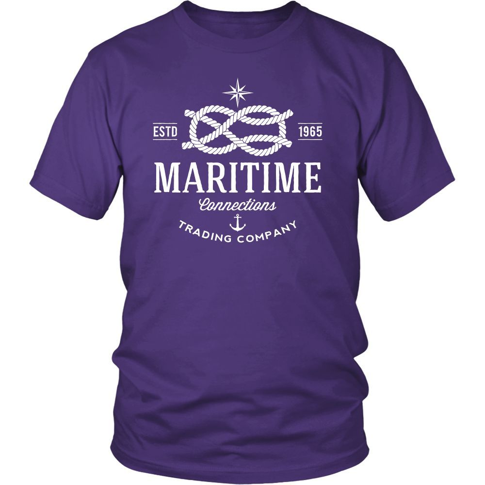 Maritime Connections Trading Company T-Shirt