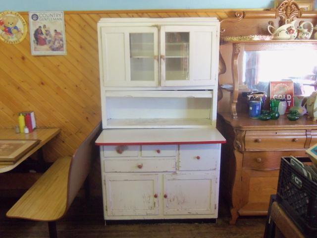$475.00 - Scheirich hoosier cabinet $475 or best reasonable offer ...