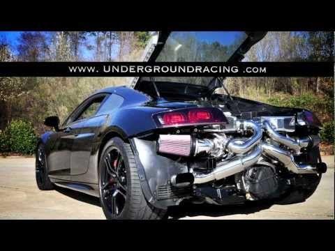 1500hp Twin Turbo R8 V10