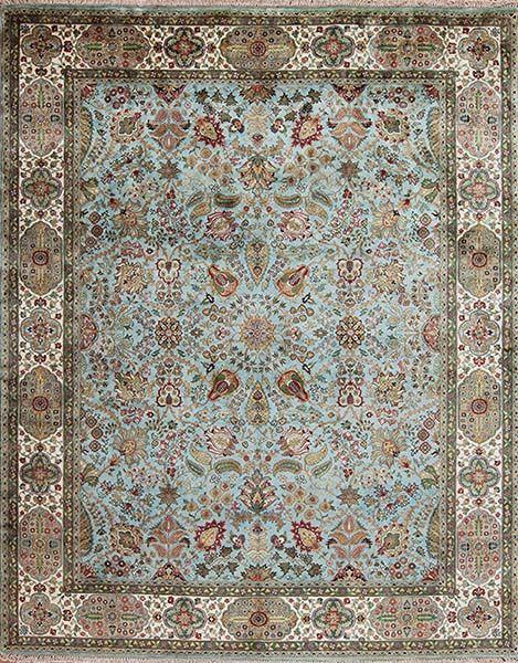Golden Age Tudor Samad Hand Made Carpets