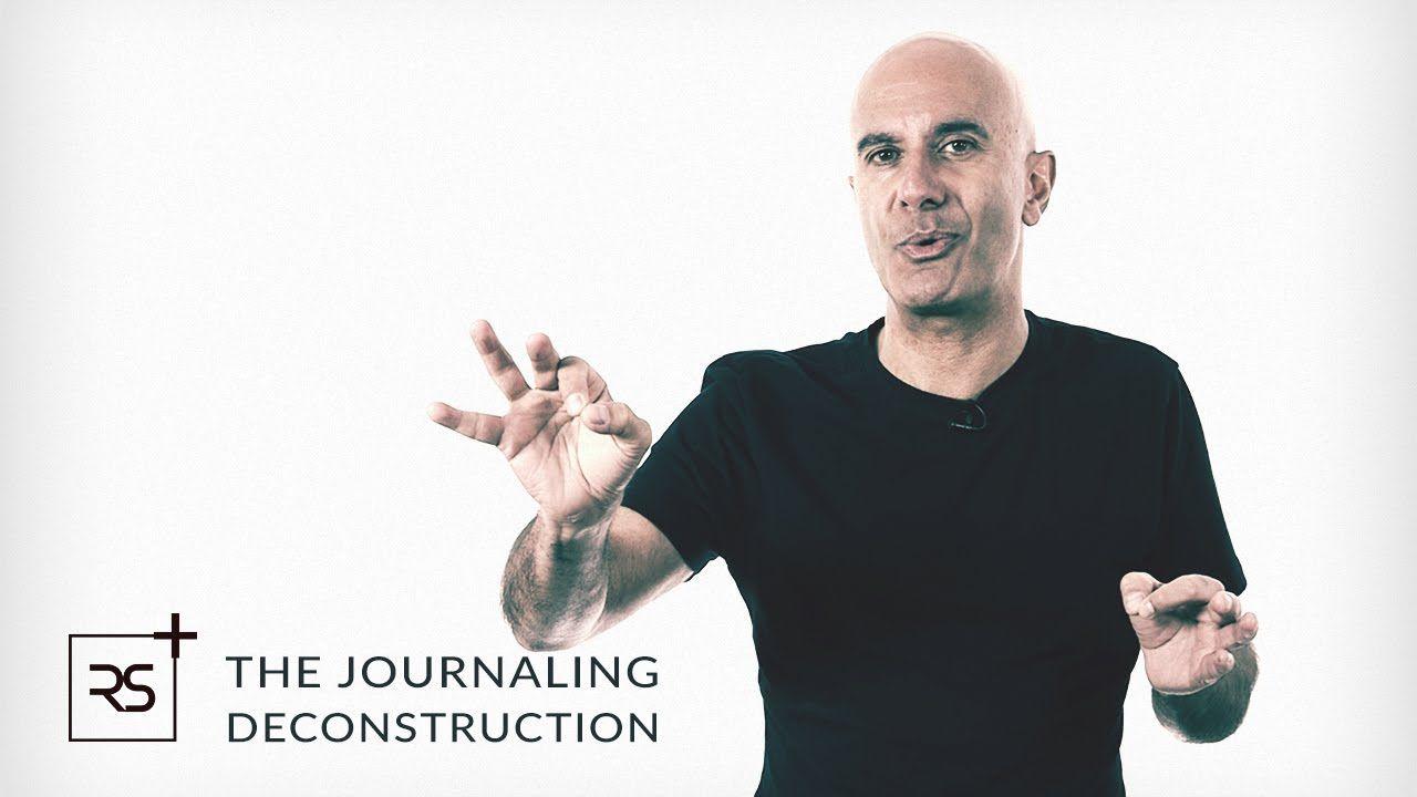 The Journaling Deconstruction - Robin Sharma