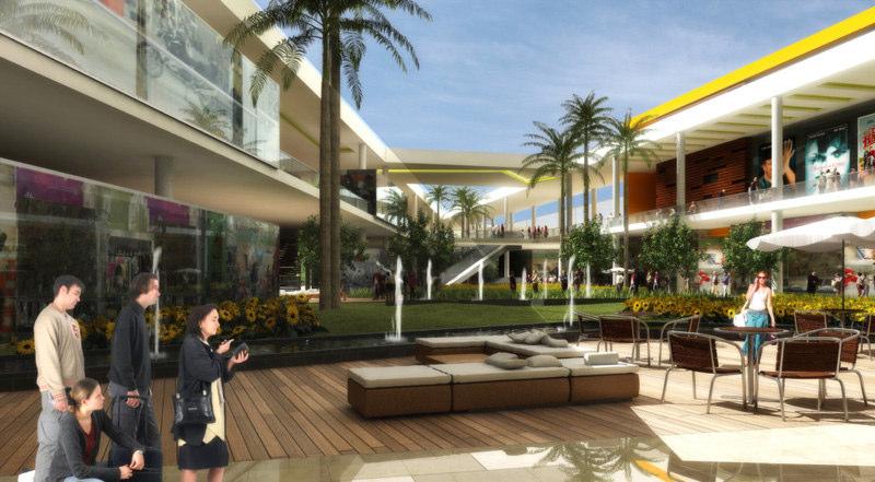 Escaleras centros comerciales buscar con google for Centros comerciales en santiago de chile