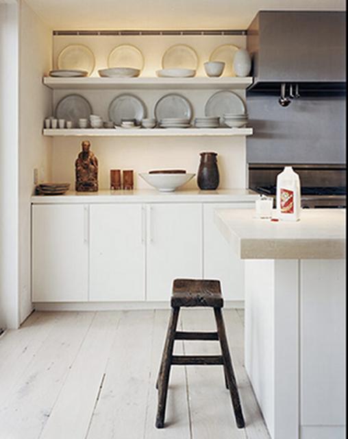 Simple Is So Chic Cuisines Design Interieur De Cuisine Sol De Cuisine