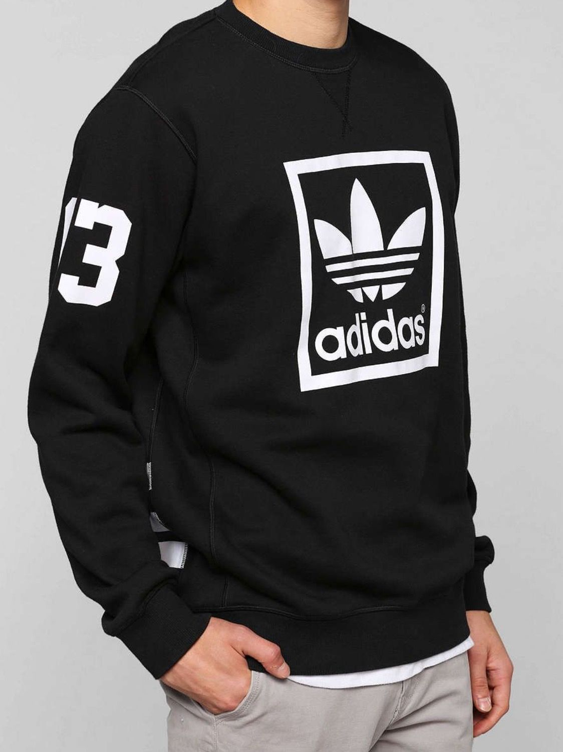 sports shoes 1c7e2 25c87 T-shirt Und Jeans, Adidas Jumper Mens, Adidas Sweaters, Capulet Clothing,