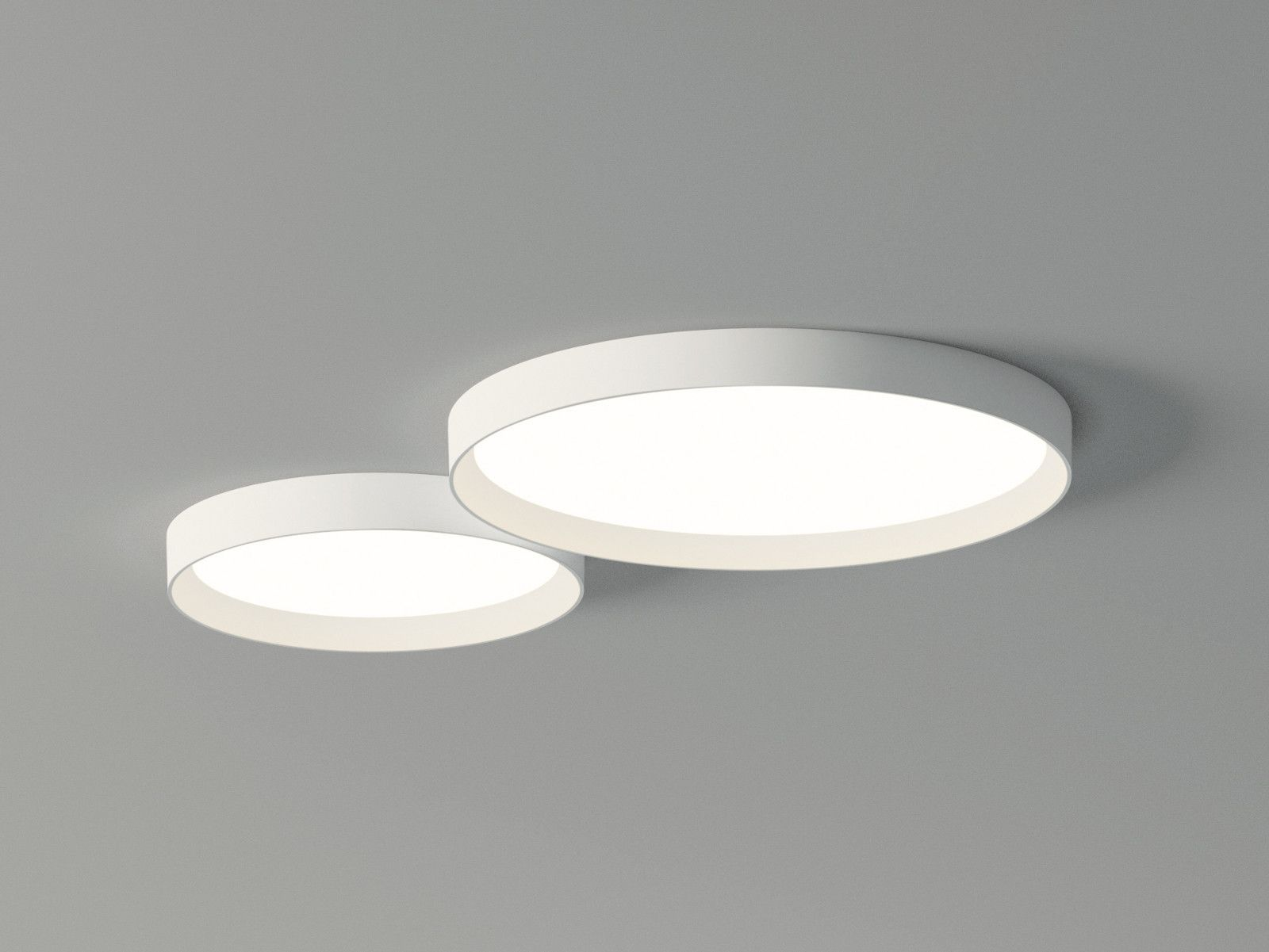 LED Deckenlampe UP 4442 by Vibia  Lampen  Led lampe kche Lampen decke und Led deckenlampen