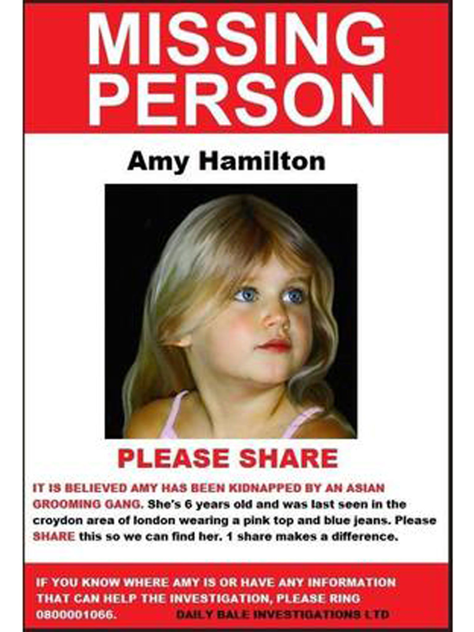 14+ Missing Person Poster Templates Missing persons