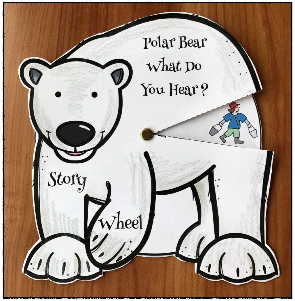 Activities For Polar Bear What Do You Hear