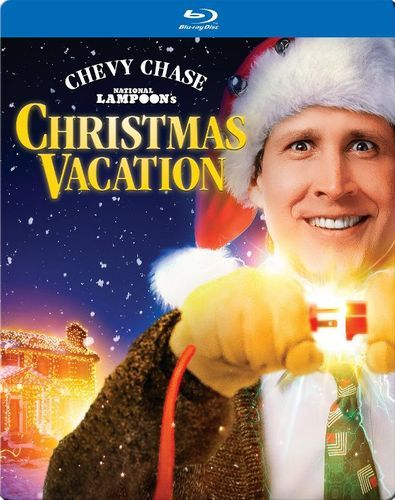 National Lampoon's Christmas Vacation [SteelBook] [Blu-ray